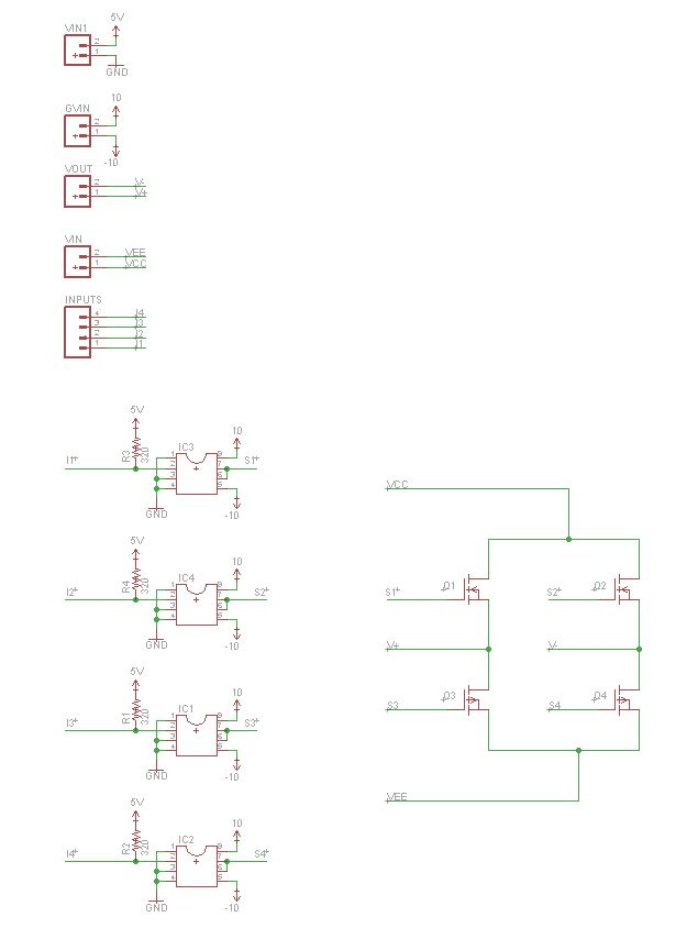 Projects: Single Level Inverter Implementation #1 | Cool Cap
