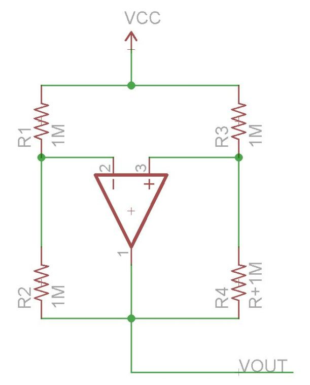 linearized-force_sensor