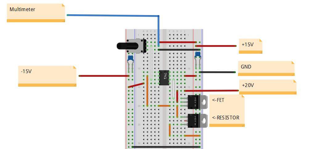 tutorials simple electronic load circuit cool cap engineer rh coolcapengineer wordpress com